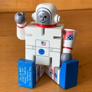 Other - 🍁5/$25🍁 Wooden Astronaut Doll